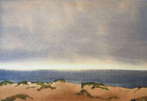 1018 Sunlight under Fog Bank - Marina copy